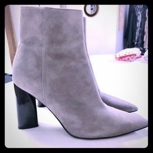 Grey Kendall & Kylie boots